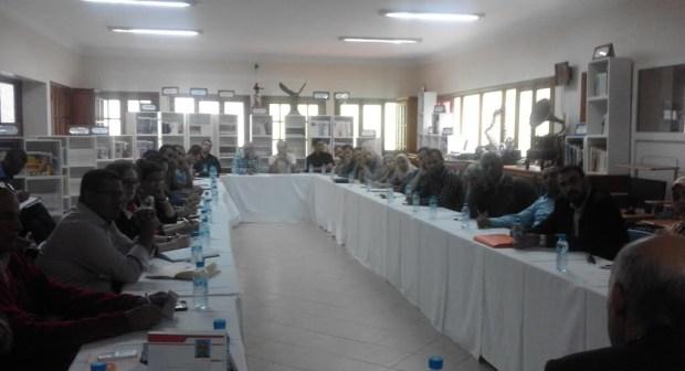 مراكش :  د. صهود يقدم كتاب التحقيب التاريخي