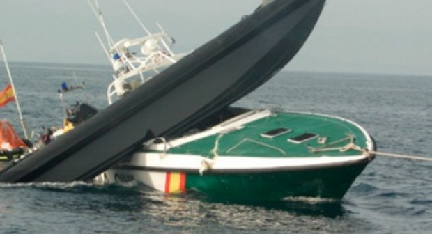 مثير.. قارب أمني إسباني يقتل أربعة مهربين يُعتقد أنهم مغاربة