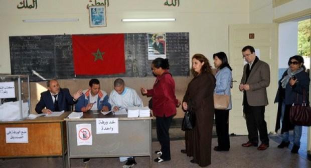حزبا العدالة والتنمية والأصالة والمعاصرة يتصدران نتائج اقتراع 7 اكتوبر من حيث عدد الأصوات
