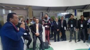 """الأستاذ بكار السباعي يخلق الحدث ب """" كوب 22 """" بمراكش"""
