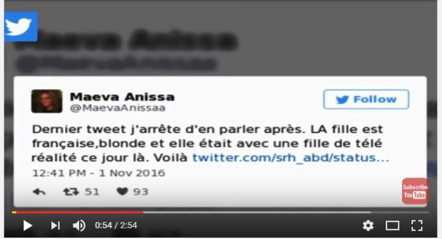 عاجل   فرنسية و صديقة الفتاة التي اتهمت سعد لمجرد بفرنسا يخرجان للاعلام لكشف خيوط المؤامرة