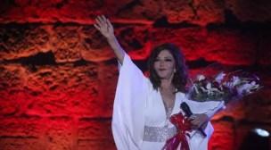 سميرة سعيد تحيي حفل رأس السنة بالقاهرة
