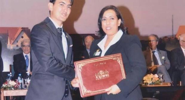 عبد العزيز كوريزيم ابن سوس الذي سيمثل المغرب في برنامج دولي بالولايات المتحدة