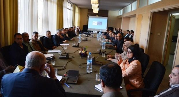 المجلس الجماعي يباشر تنزيل هيكلته الإدارية + لائحة التعيينات الجديدة
