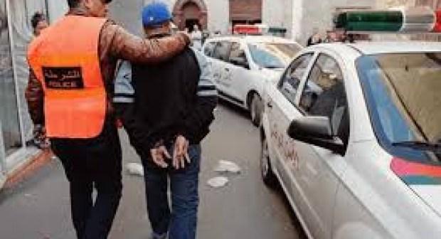 """الأمن يعتقل """" ولد الفقيه """" بتكيوين"""
