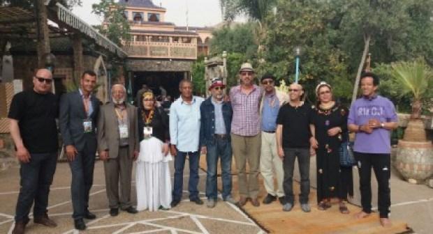 قرية ازرو واضو بتافراوت تستقبل ضيوف النسخة الأولى من مهرجان تافسوت للسينما
