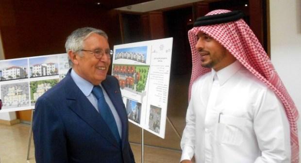 قطر تمول مشروعا بناء شقق في بأصيلة