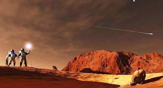 الحياة تستحيل على كوكب المريخ