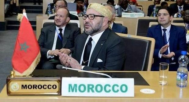 الأمير مولاي يسلم المذكرة للإتحاد الأوربي باسم جلالة الملك محمد السادس