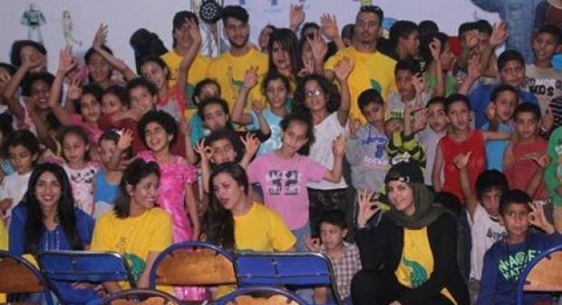 ناصر مكري يزرع الابتسامة في قلوب أطفال مركب الأمل بسلا الجديدة