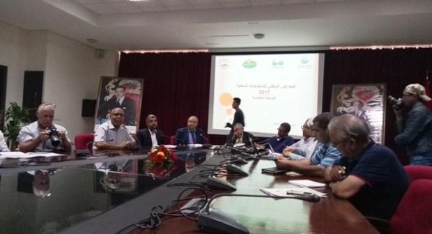 أزيد من 150 عارضا في الدورة الخامسة للمعرض الوطني للمنتوجات المحلية بأكادير