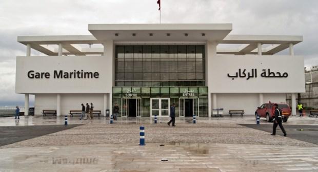 ميناء طنجة المتوسط يعرف ارتفاعا في عدد المسافرين