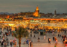 فاس و مراكش أكثر المدن جدبا للسياح عالميا