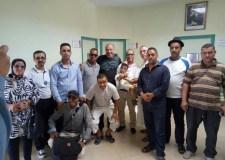 #الدراركة : إتحاد جمعيات المجتمع المدني يبصم على حفل اعذار جماعي ناجح لفائدة أطفال الأسر المعوزة بالجماعة