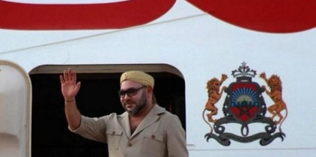 جلالة الملك يتوجه إلى دولة الإمارات العربية المتحدة