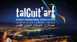 La 1ére édition du festival talgit'art à Agadir