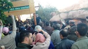 Inauguration des jardins de cactus au Crocoparc Agadir