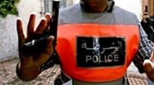 شرطي بأمن البرنوصي يطلق النار لايقاف ذي سوابق