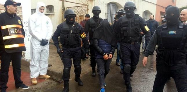Arrestation de trois éléments dangereux partisans à l' »Etat-islamique »