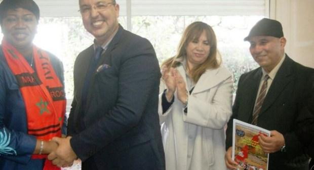 المرصد الدولي ينظم حفلا على شرف السيدة فاتو بنسودة المدعية العامة للمحكمة الجنائية الدولية
