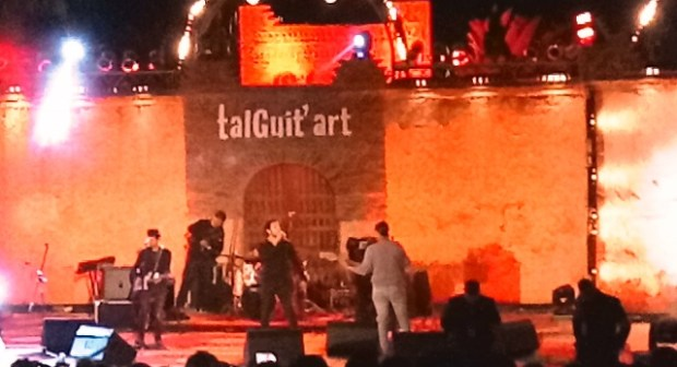 le festival talguitart ART se poursuit à Talborjte