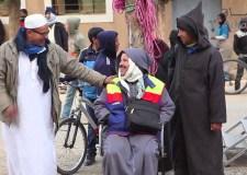 فيديو: قافلة تضامنية لساكنة سيدي امنحند افروتن