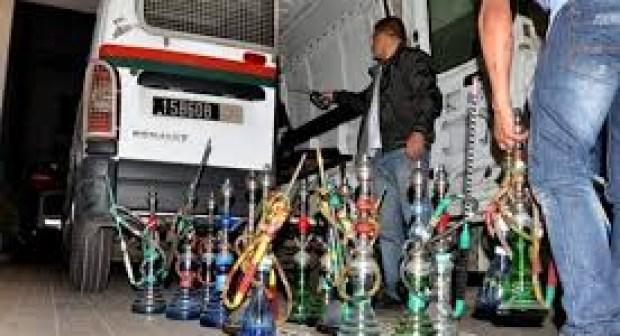 أكادير: حملة ضد مقاهي الشيشا