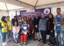 جمعية المرأة للتنمية والثقافة تنظم حملة تحسيسية حول العنف ضد النساء