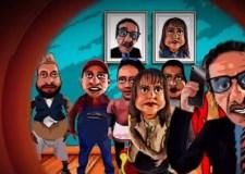 سعد الله عزيز وخديجة أسد يسافران بالجمهور في كوميديا محترمة تعد بالتشويق