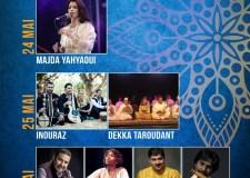 Agadir abrite la 2éme édition du festival de la musique de l'âme