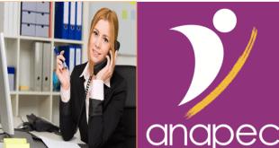 Anapec Recrutement 76 secrétaire sur plusieurs villes Au maroc