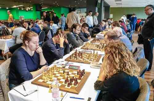 Maróczy Géza sport egyesület sakk versenyen 12