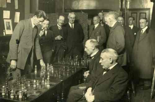 Maróczy Géza sakk