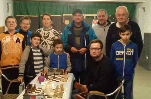 Villámverseny sakk maróczy géza se szeged
