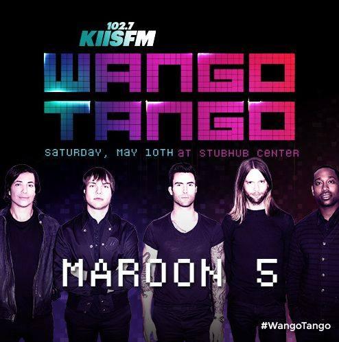 WANGO TANGO 2014