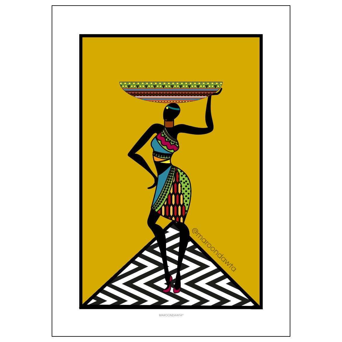 Queen Afua | African Queen