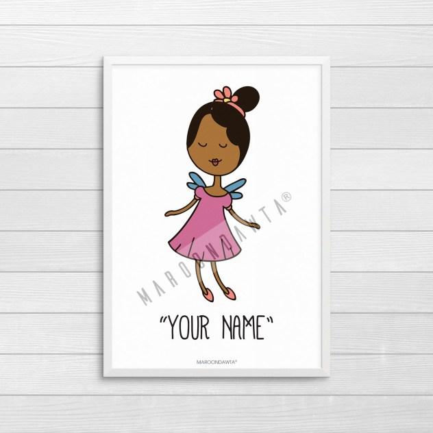fairy-jahlani-your-name-white-board-white-frame