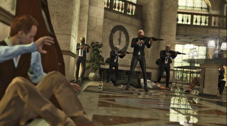 GTA Online Heists Screenshots