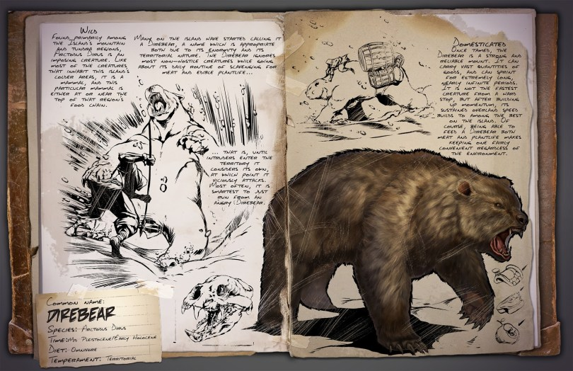 ARK BEAR