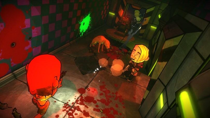WASTED - Vault Carnage