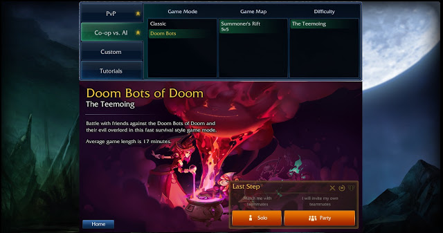 doom-boots-of-doom-game-mode-selection