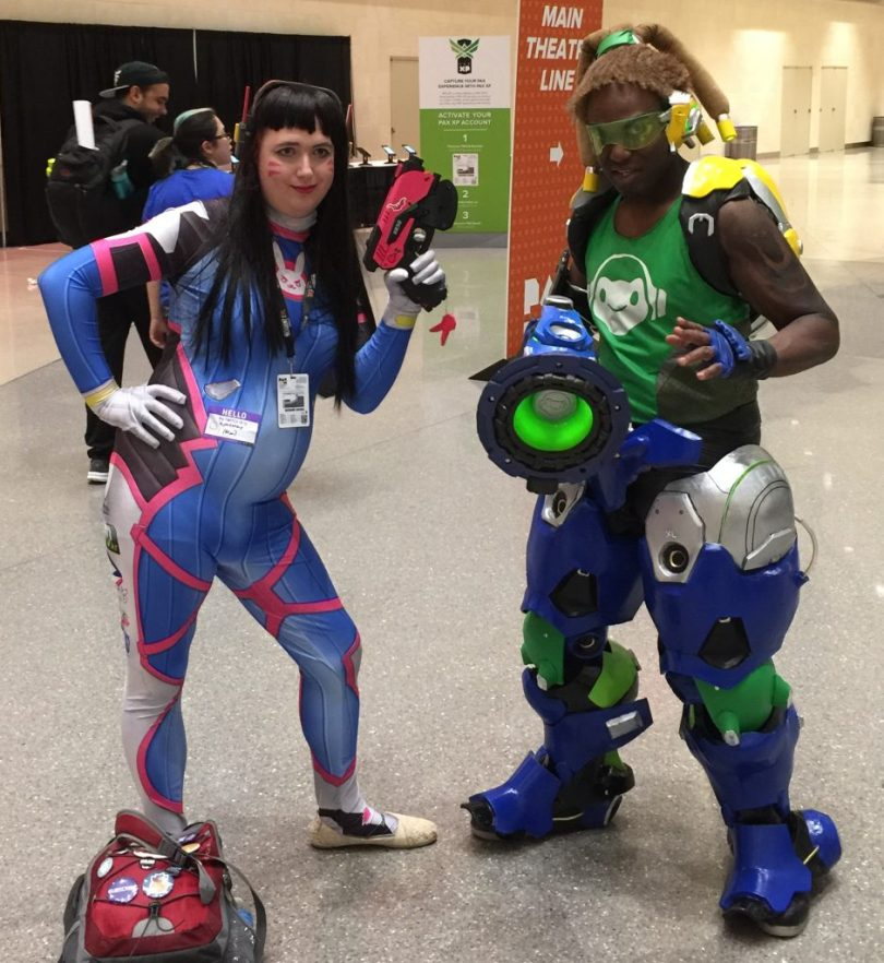 PAX South 2017, Cosplay, Overwatch