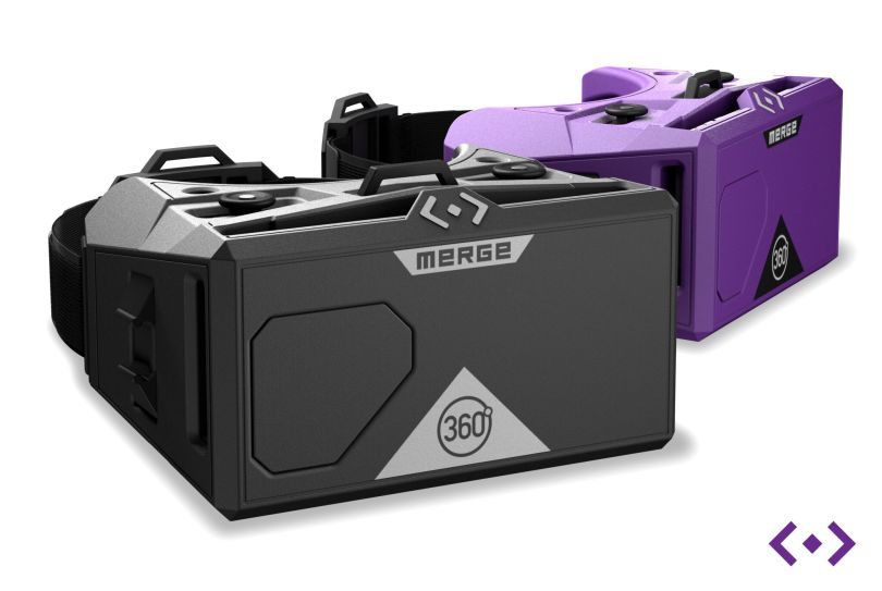 HoloCube Merge VR Headsets
