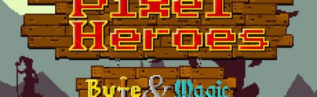 Pixel Heroes Featured