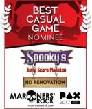 PAX Best Casual Game - Spooky's Jump Scare Mansion HD Renovation