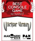 PAX Best Console Game Nominee - Victor Vran