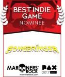 PAX Best Indie Game Nominee - Songbringer