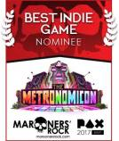 PAX Best Indie Game Nominee - The Metronomicon
