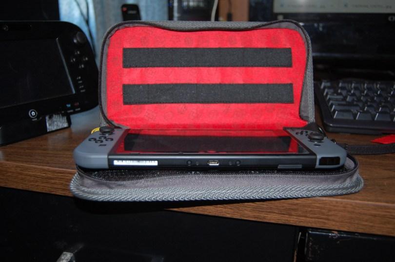 Nintendo Switch basic travel case