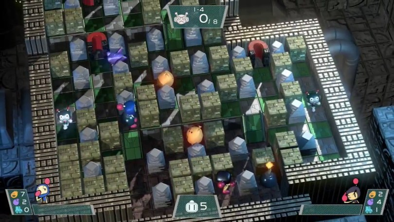 Switch Earliest Downloadable titles Super Bomberman R